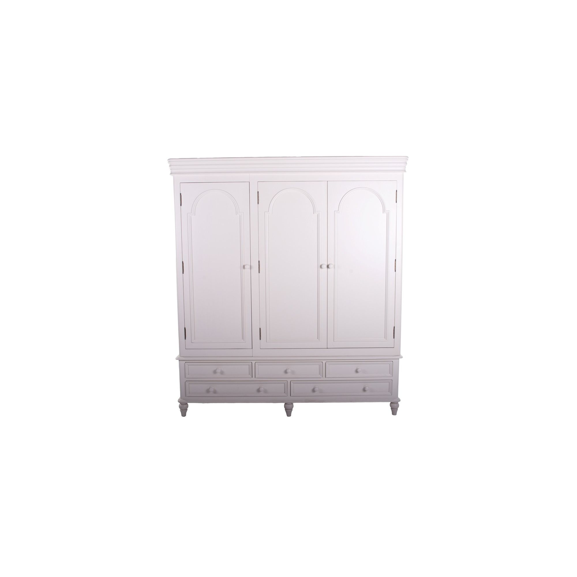 Thorndon Brittany Triple Wardrobe at Tesco Direct