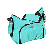 Baby Elegance Cody Saddle Bag -Aqua