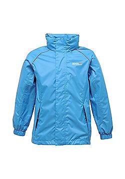Regatta Boys Fieldfare Waterproof Jacket - Blue