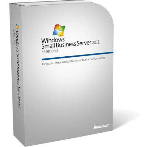 Microsoft Windows Small Business Server 2011 Essentials Edition
