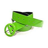 80's Neon Belt - Green