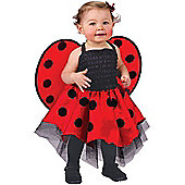 Child Baby Ladybird Costume