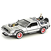 Back To The Future Part 3 - Die-Cast DeLorean