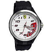 Scuderia Ferrari Gents Lap Time Watch 0830013