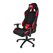 AK Racing Gaming Chair Black Red Perfect for office workers and gamers Fabric AK-K7012-BR