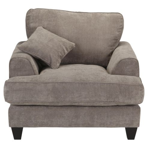 Kensington Fabric Chair Grey