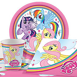 My Little Pony Value Party Pack for 8