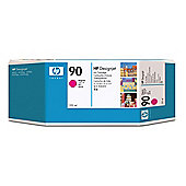 HP 90 printer Ink Cartridge - Magenta