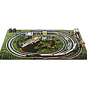 Hornby R8217 Trakmat Track Plan