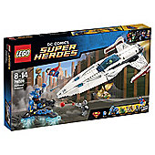 LEGO DC Super Heroes Darkseid Invasion 76028