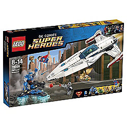 LEGO DC Super Heroes Superman: Darkseid Invasion 76028