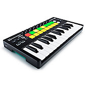 Novation LaunchKey Mini MKII 25 Key USB/Midi Cotrol Keyboard