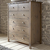 Oestergaard Silk 4+2 Drawer Chest