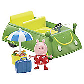 Peppa Pig Holiday Sunshine Car