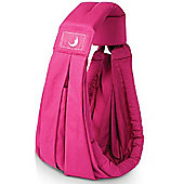 Babasling Lite Baby Carrier (Fuchsia)
