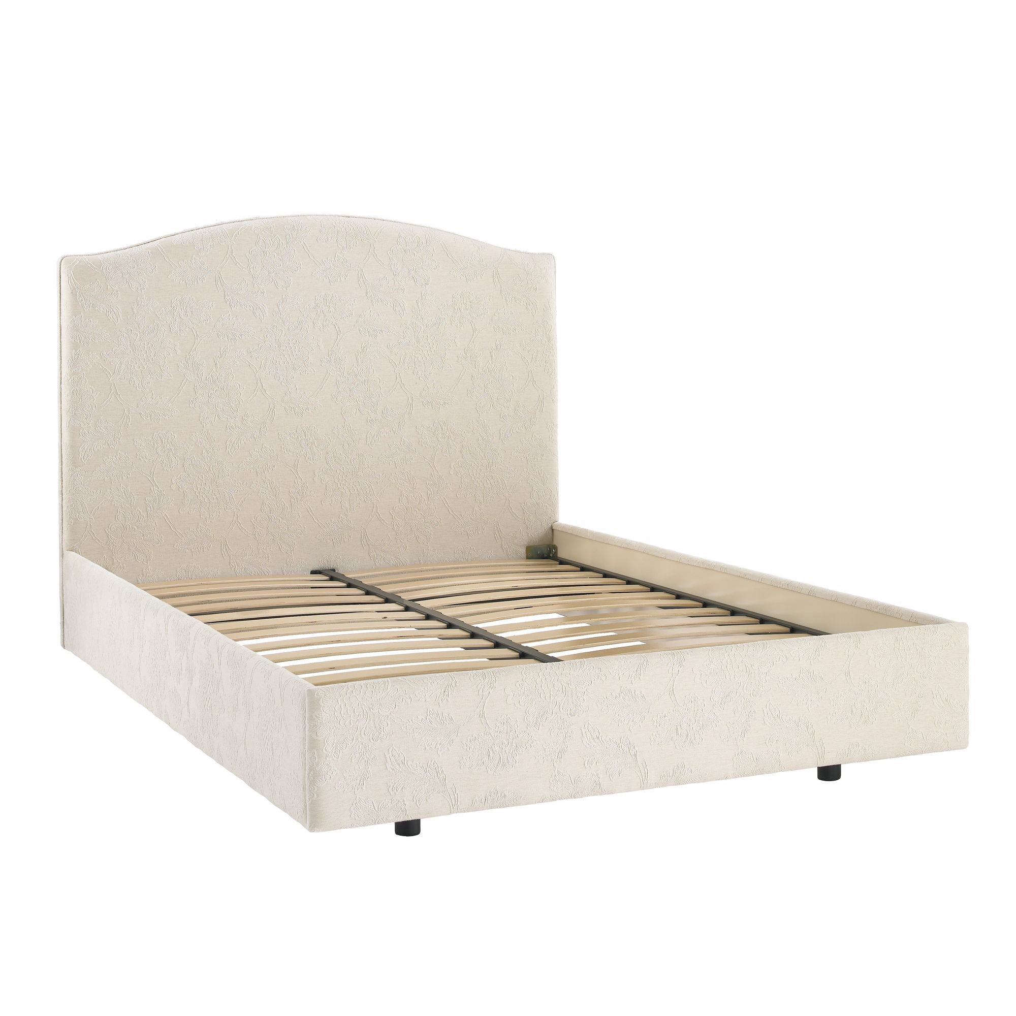Swanglen Nice Ottoman Bedstead - Double / Chelsea Mullberry at Tesco Direct