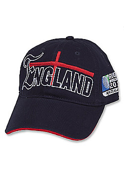 Official England Rugby World Cup 2011 Cap