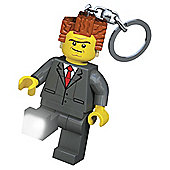 LEGO Movie President Bus Keylight