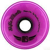 Mindless Shifta Longboard Wheels - Purple