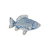 Linea Cotton Fish Cushion