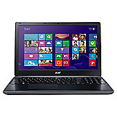 Acer Aspire E5-570 15.6 inch Laptop Intel Core i3 4GB Memory 750GB, Storage Black