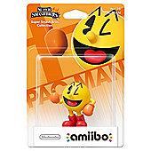 amiibo Smash Character Pac-Man