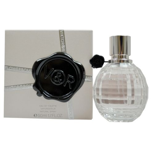Viktor & Rolf Flowerbomb Edt 50Ml Spray Eau De Toilette Female
