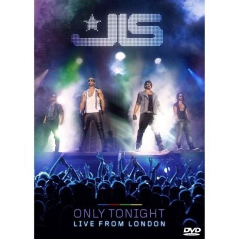 Jls - Only Tonight - Live In London (DVD)