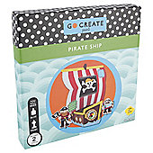 Go Create Pirate Ship