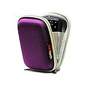 Purple Water Resistant Hard Digital Camera Case Cover?