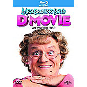 Mrs Brown's Boys D'Movie (2014) Blu-ray