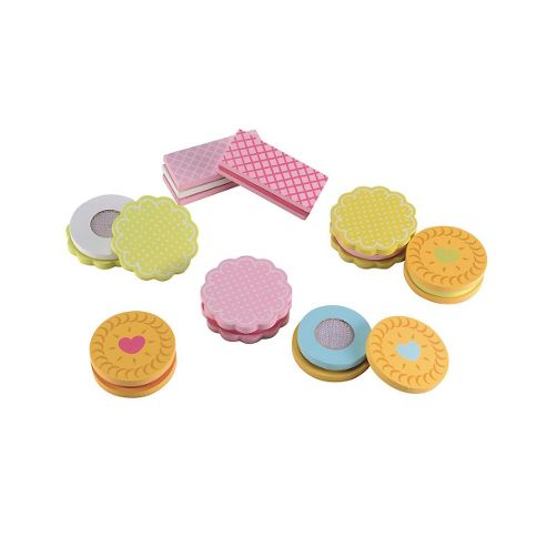 ELC Wooden Biscuit Set