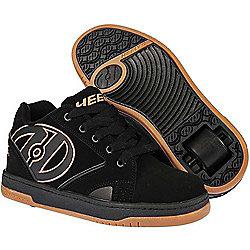 Heelys Propel 2.0 Black/Gum Kids Heely Shoe