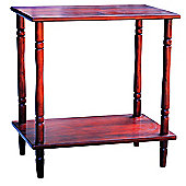 Premier Housewares 2 Tier Side Table