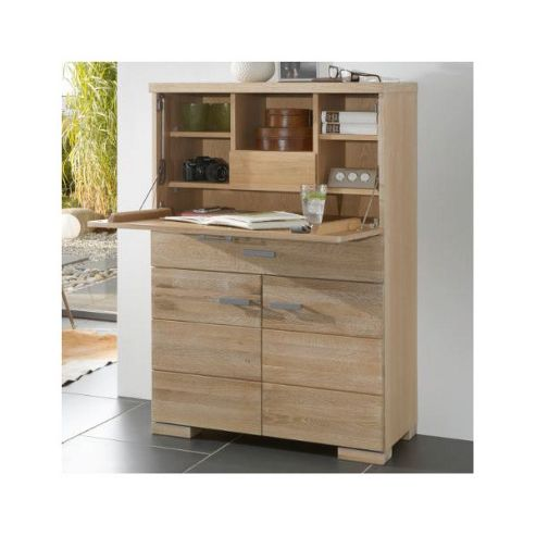 Buy Home Zone Furniture Java Hideaway Desk From Our Office