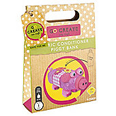 Go Create Eco Craft Fabric Conditioner Piggy Bank