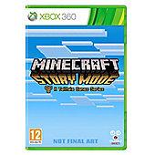 Minecraft: Story Mode Xbox 360