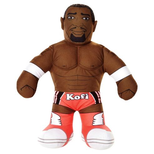 WWE Brawlin Buddies Kofi Kingston