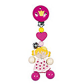 Heimess 734320 Wooden Clip On (Princess)