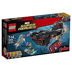 LEGO Super Heroes Iron Skull Sub Attack 76048
