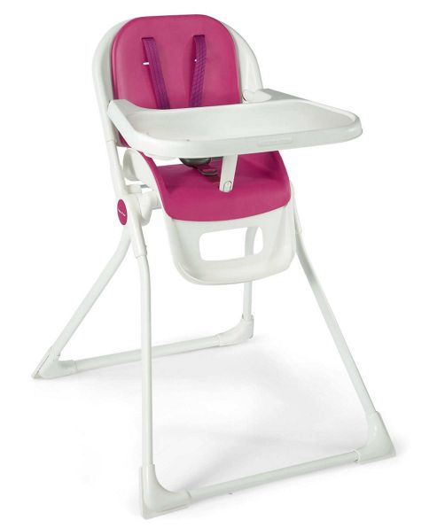 Mamas & Papas - Pixi Highchair - Raspberry