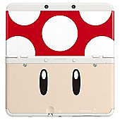 NEW 3DS Cover plate - Toad (Red)