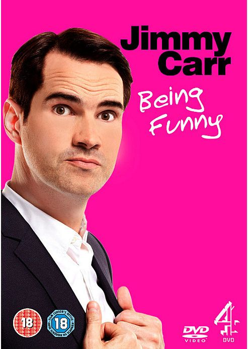 Jimmy Carr - Being Funny (DVD)