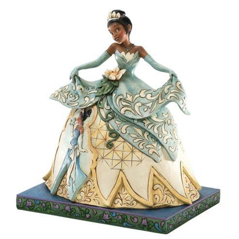 Enesco Disney Traditions Dreams do come true Tiana Figurine