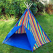 Children's Play Tent Stripes