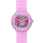 Hip Hop Unisex Pink Ghost Strap Watch HWU0097
