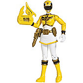 Power Rangers Megaforce 10cm Yellow Ranger