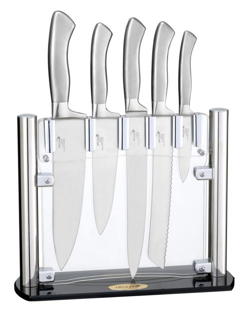 Déglon Oryx 5 Piece Knife Block Set