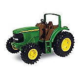 "John 11"" Deere Tough Tractor Sandbox Toy"