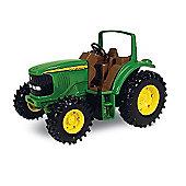 """John 11"""" Deere Tough Tractor Sandbox Toy"""